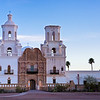 San Xavier Mission near Tucson, Arizona