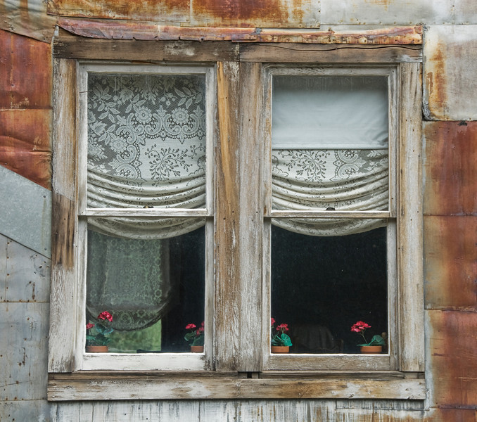 """St. Elmo Windows I"""