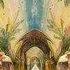"The ""Painted Church"", Island of Hawaii"