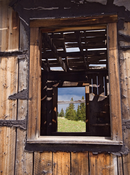 Summitville ghost town, Colorado