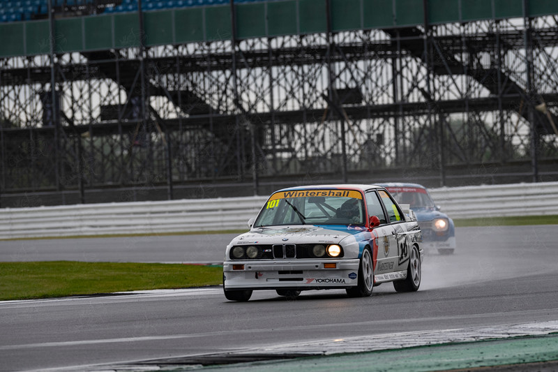 2021 The Classic Silverstone Adrian Flux Trophy For MRL Historic Touring Car Challenge ©2021 Ian Musson. All Rights Reserved