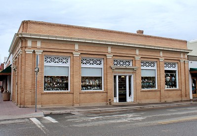 Historic bank building - Williams, Arizona (2018)
