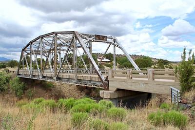 Walnut Creek Bridge - Winona, Arizona (2018)