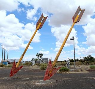 Twin Arrows Trading Post - Twin Arrows, Arizona (2018)