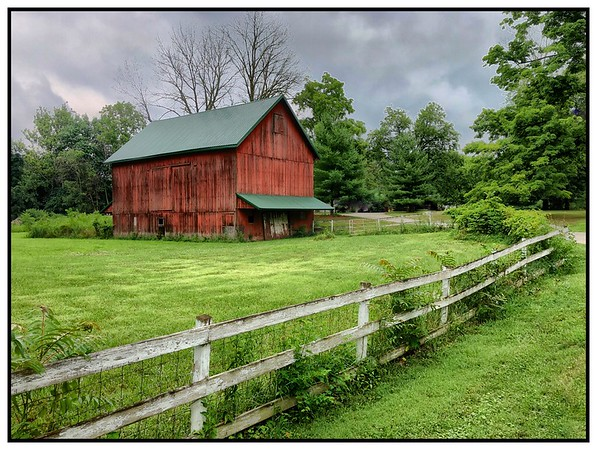 Old Family Barn