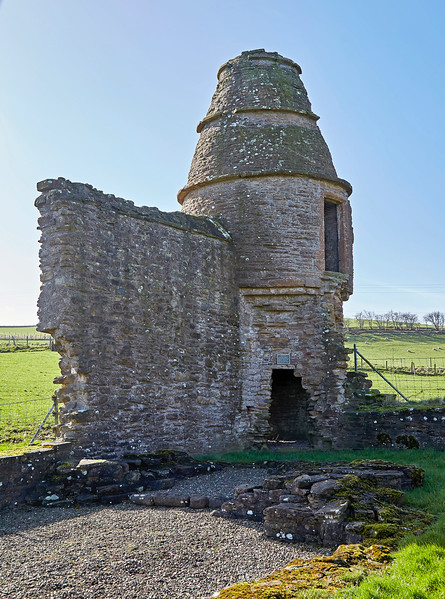 Dovecot at Crossraguel Abbey - 6 March 2017