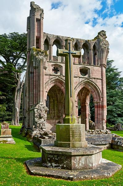 Dryburgh Abbey - 28 August 2016