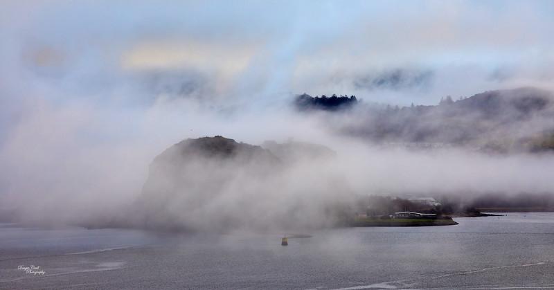 Misty Dumbarton - 27 November 2019