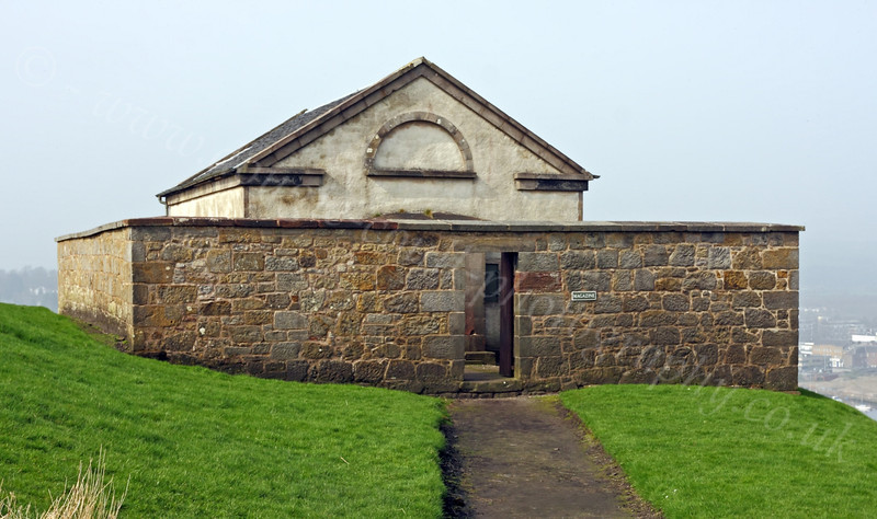 Magazine - Dumbarton Castle - 24 March 2012