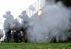 Fraser's Dragoons Fire at Me - Dumbarton Castle - 24 March 2012