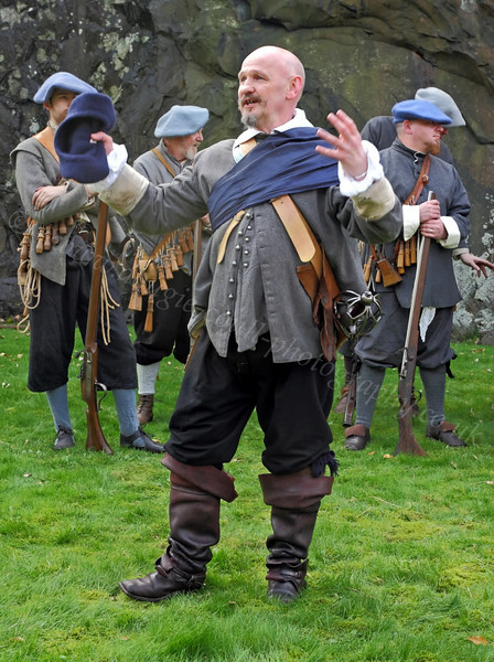 Explanation of Events - Dumbarton Castle - 24 March 2012