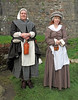 Dragoon's Wives - Dumbarton Castle - 24 March 2012