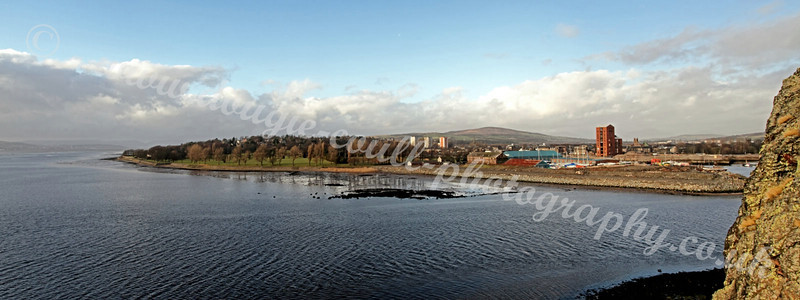 Dumbarton - From Castle