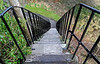 Dumbarton Castle- Steep Stairs