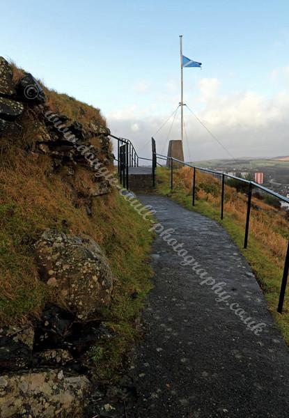Dumbarton Castle Summit
