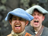 War Cry of the Dragoons - Dumbarton Castle - 24 March 2012