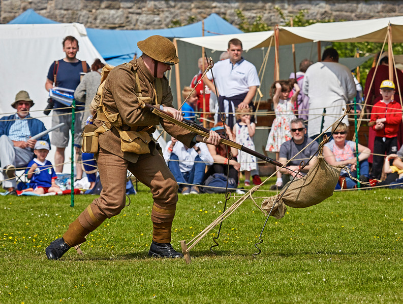 'Rock of Ages' event at Dumbarton Castle - 4 June 2016