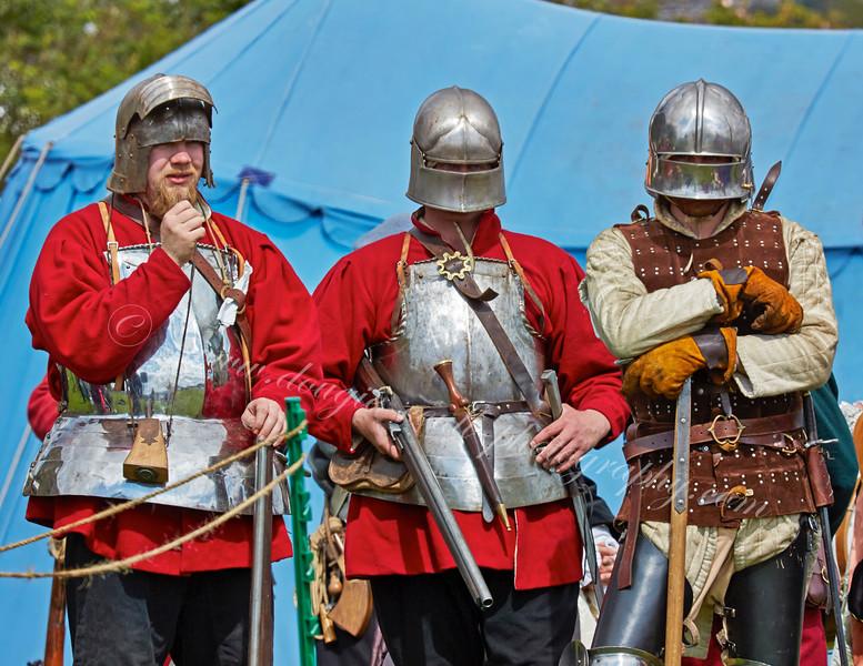 See No Evil, Hear No Evil, Do No Evil at Dumbarton Castle's Rock of Ages Event - 14 June 2015