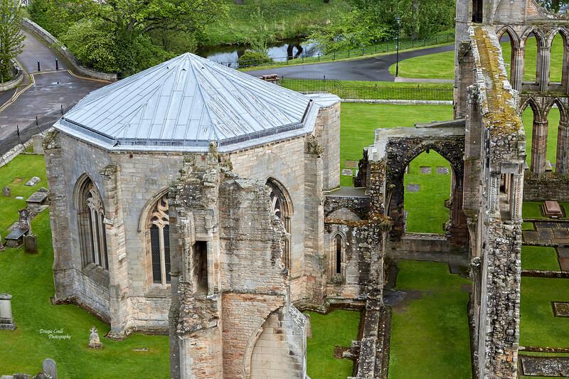 Elgin Cathedral - 13 May 2018