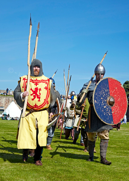 'Carrik 800' at the Celebration of the Centuries - Fort George - 11 August 2012