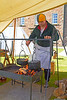 Cooking at the Celebration of the Centuries - Fort George - 11 August 2012