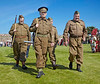 Dad's Army at the Celebration of the Centuries - Fort George - 11 August 2012