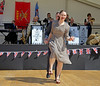 40's Dancing at the Celebration of the Centuries - Fort George - 11 August 2012