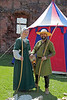 Happy People - Bothwell Castle - 27 May 2012