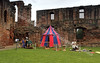 Historic Scotland - Bothwell Castle  - 31 July 2011