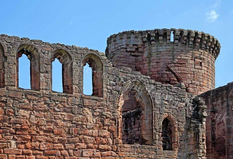 Bothwell Castle - 27 May 2012