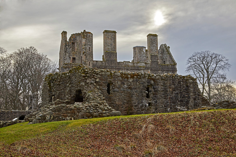 Huntly Castle - 24 February 2019