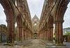 Jedburgh Abbey - 28 August 2016