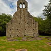 Church Remains at Kinneil House in Bo'ness - 28 June 2014