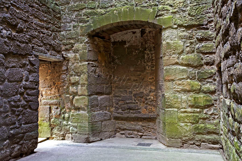 Interior - Linlithgow Palace - 25 July 2012