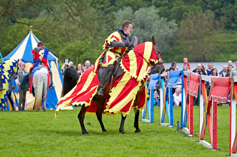 Knight - Linlithgow Palace - 8 July 2012