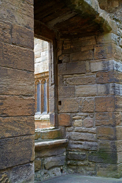 Interior of Linlithgow Palace - 25 July 2012