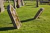 Graveyard at Melrose Abbey - 8 October 2015