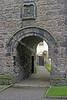 Newark Castle Entrance - 20 May 2007