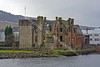 Newark Castle - from the Sea