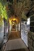 Newark Castle Corridor - 8 May 2012