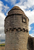 Newark Castle Turret - 8 May 2012