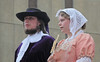 Christian Shaw's Parents - Renfrewshire Witch Hunt Re-enactment - 1697 in Paisley - 9 June 2012