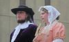 Christian Shaw's Parents - Renfrewshire Witch Hunt Re-enactment - 1697 in Paisley - 9 June 2012