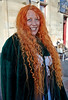 'Heather' at the 'Renfrewshire Witch Hunt 1697' in Paisley - 5 October 2013