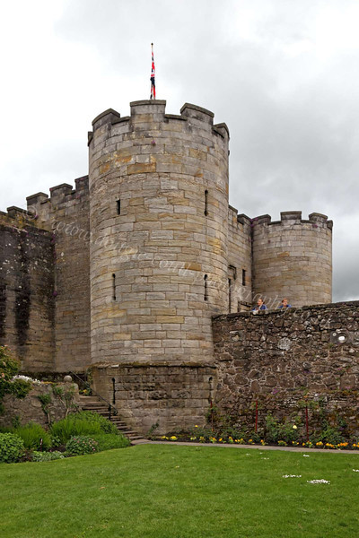 Stirling Castle - 31 May 2012