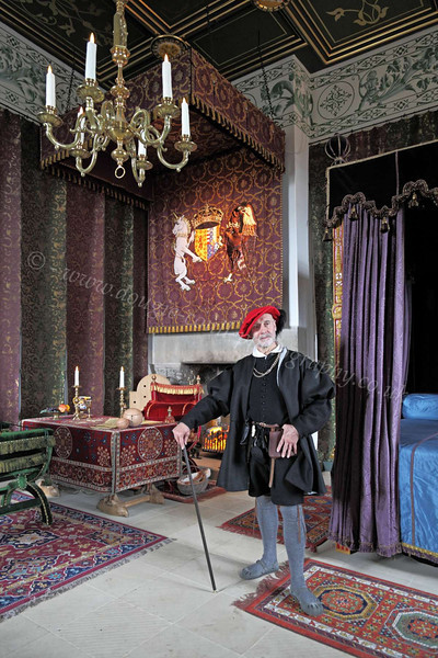 Room - Stirling Castle - 31 May 2012