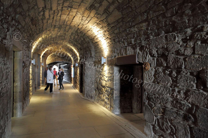 Corridors - Stirling Castle - 31 May 2012