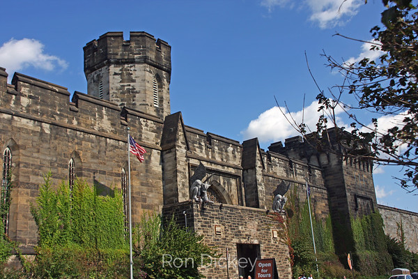 Eastern State Penitentiary: A National Historic Landmark