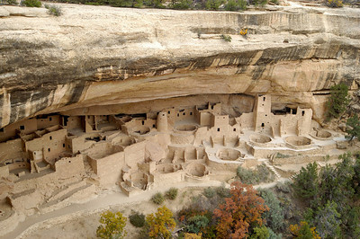 Mesa Verde Nat'l Park Cortez, CO October 2006