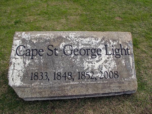 Cape St. George Lighthouse